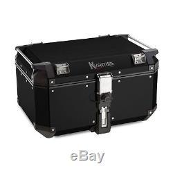 Top Box Set KTM 1290 Super Adventure 15-16 Kappa Monokey KVE58B Alu black