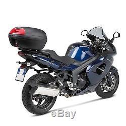 Top Box Set Kappa Honda VFR 800 F 98-01 K48N Monokey black