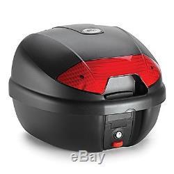 Top Box Set Suzuki SV 650 03-08 Kappa Monolock K30N black