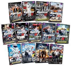 Top Gear UK Relaunch TV Series Complete Seasons 10-22 Box / DVD Set(s) NEW