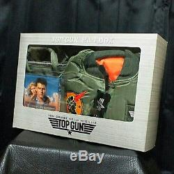 Top Gun MA-1 for Tom Cruise BOX DVD Limited 5000 sets F/S