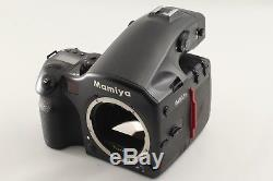 Top MINT in BoxMamiya 645 AFD with Auto Focus 80mm f2.8 Lens Set From JAPAN #335
