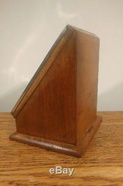 Top Quality Silver Manicure Set & Photo Frame Box -sampson Mordan H/m B'ham 1920