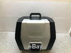 Triumph Tiger 1200 / 800 (official) Luggage Top Box Pannier Set Of 3