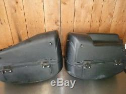 Triumph Tiger 955i 2005 2001-7 Full Luggage Pannier and Top Box Set Mounts #127