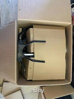 Triumph Tiger Genuine Adventure Luggage Pannier / Top Box Set