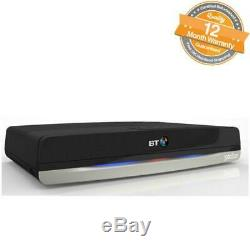 Twin HD Freeview + NETFLIX BT Youview Plus Set Top Box Home TV 500GB Recorder