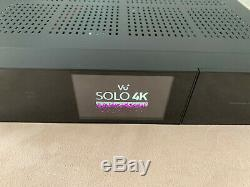 VU+ Solo 4K Linux UHD Sat Receiver/Set-Top-Box, wie neu, in OVP
