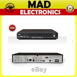 Vast Satellite Tv Decoder Receiver Set Top Box Altech Uec Dsd 4121rv Pvr + Hdmi