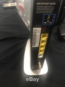 Verizon FIOS 2x HD DVR Cable Set-Top Box QIP-7232 1x QIP-7100 Router g1100