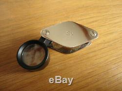 Vintage German ENURO (=ESCHENBACH) Magnifier Set in original box TOP