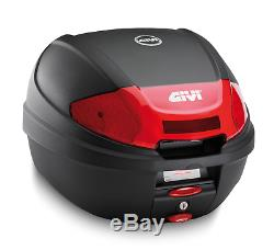 X-MAX 125 2019 Givi TOP BOX SET E300N2 TOP CASE + SR2136 RACK + M5M PLATE xmax