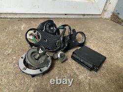 Yamaha R1 Top Yoke Lock Set & Cdi Box To Fit 2004-2006 Models
