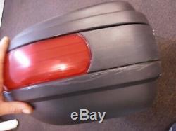 Yamaha XJ600 N Diversion 1995-97 luggage set panniers sides and top box matching