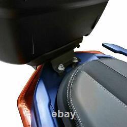 Yamaha XMAX 300 2017-20 luggage rack top box carrier + 46 lt top case set
